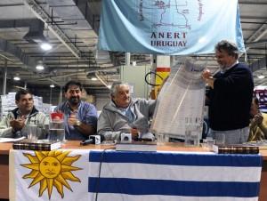 Pepe Mujica invité par l'ANERT